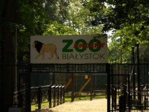 Ogród zoologiczny Białystok